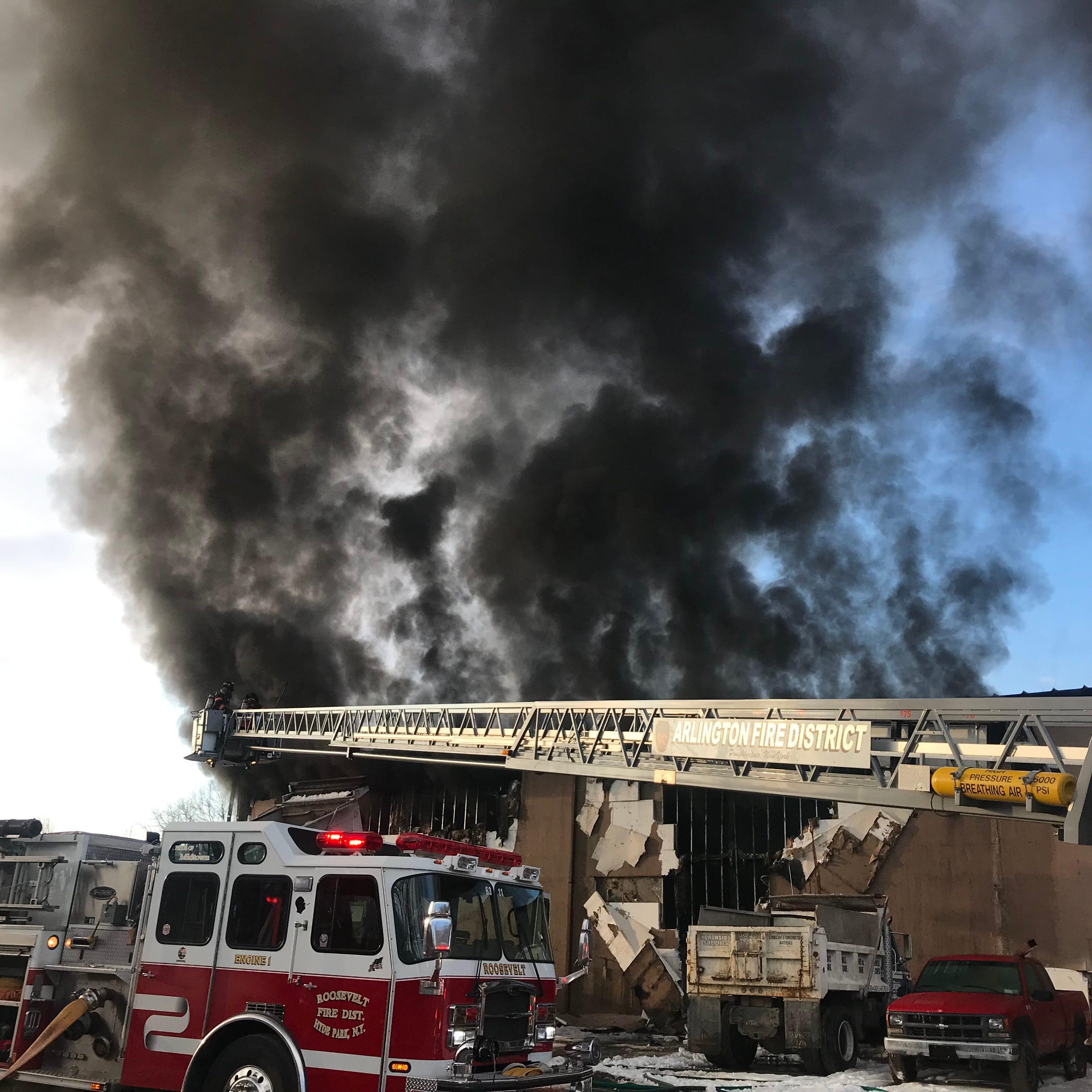 Poughkeepsie blaze: Thomas Gleason company, renters look to rebuild after devastating fire