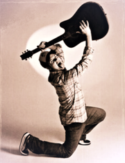 Adam Dodd performs Friday at the Capitol Theatre.