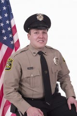 Northern York County Regional Police Officer Tanner Tyson. Courtesy of Northern Regional Police.