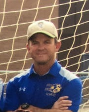 Ed Partee is the Lowry girls soccer coach.