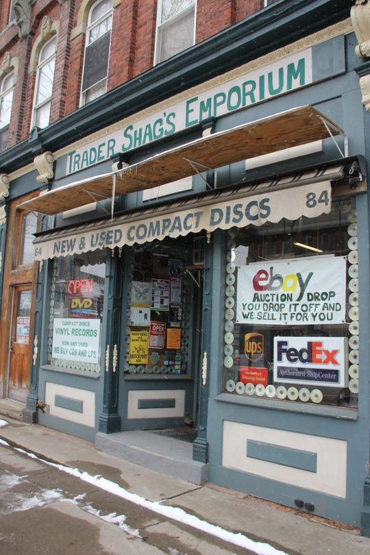 rader Shag's Emporium, at 84 Main St. in Brockport, will be participating in Record Store Day on April 13.