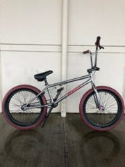 Redding police said a Fit brand BMX-type bicycle was stolen from Sports Ltd in Redding last Friday.