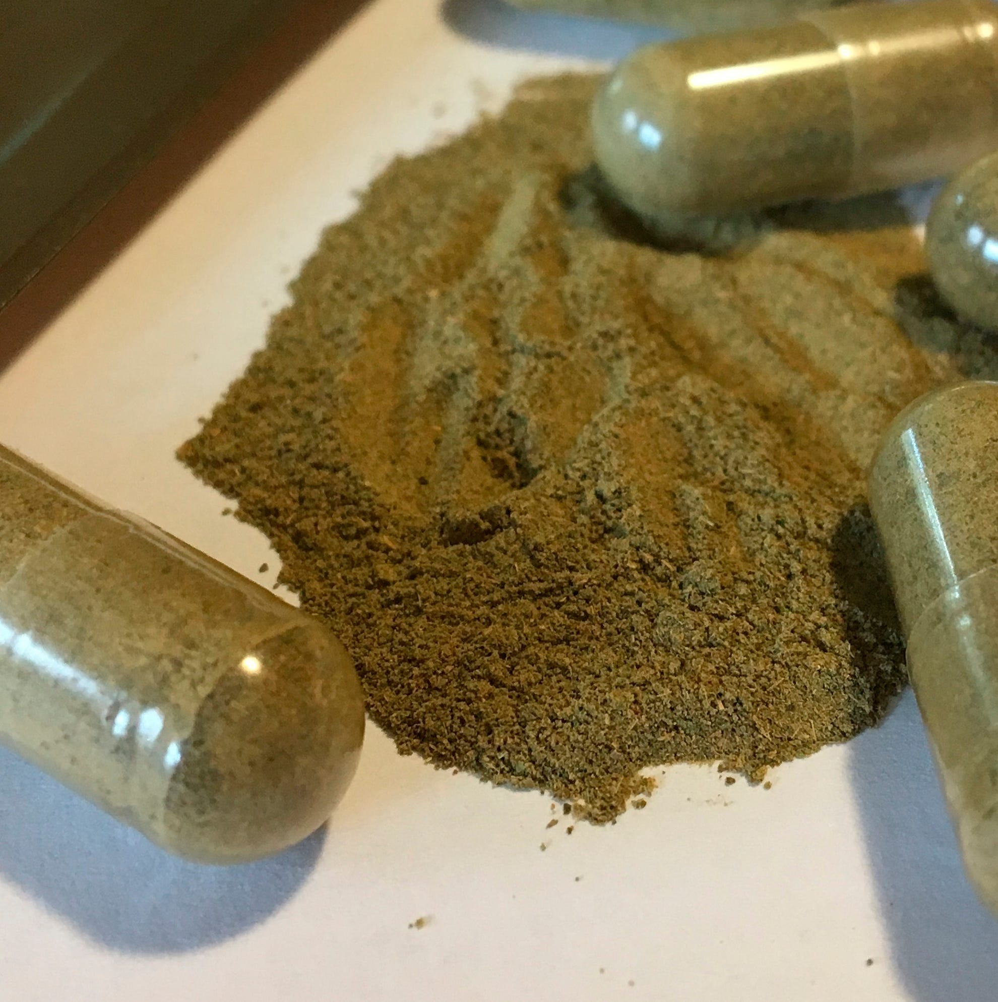 She moved to Mississippi so she could take kratom legally. Here's why that could end.