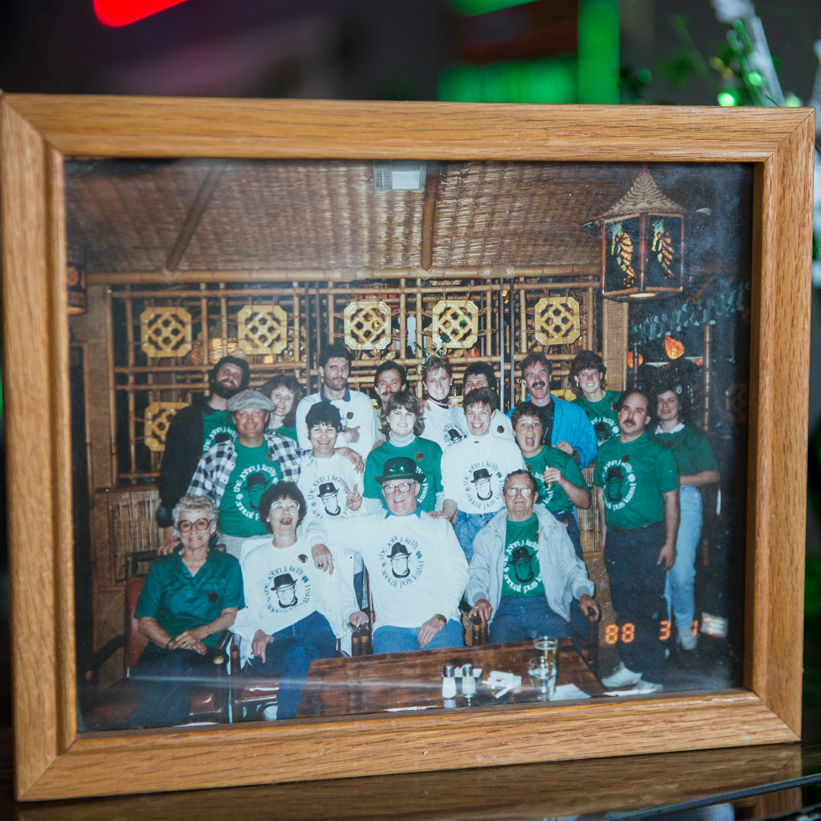 St. Patrick's Day pub crawl in honor of late, retired Salem police officer celebrates 31 years