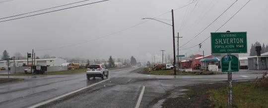 The entry into Silverton from the north has been added into the city's urban renewal district allowing the business owners to apply for grants or loans and the city to use funds to improve the street, including building sidewalks.