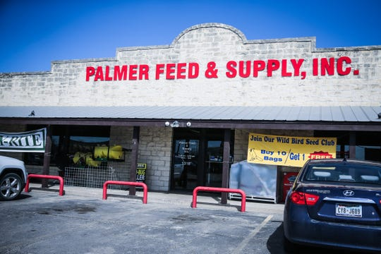 Palmer Feed has a large selection of feed as well as livestock equipment, animal health products, baby chicks, saddlery & tack.