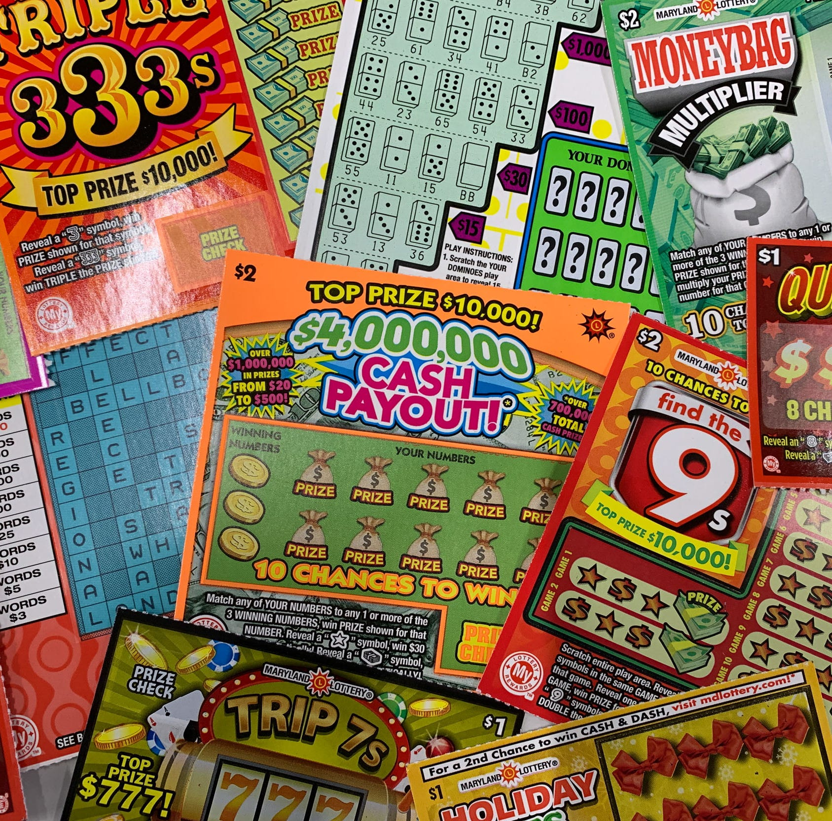 Want to win the lottery in Maryland? Here's where winners cash in their tickets