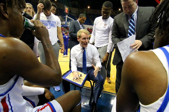 Louisiana Tech finished the regular season 9-9 in Conference USA after a victory at FAU on Wednesday.