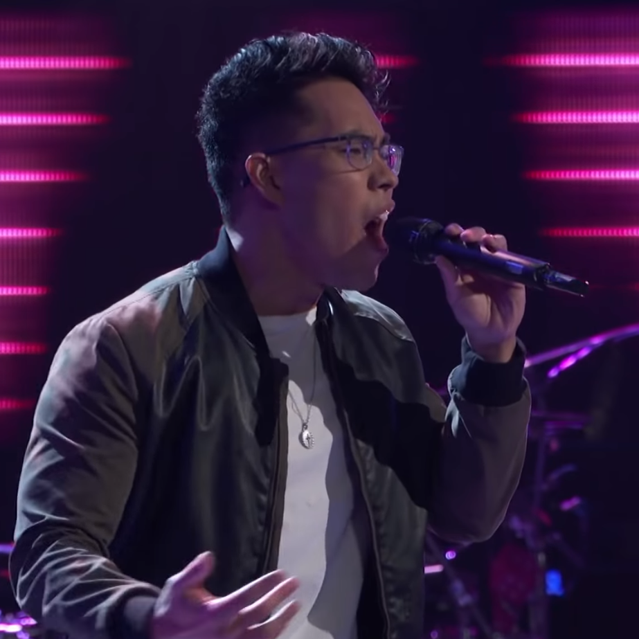 Ex-South Dakotan Jej Vinson is turning chairs on 'The Voice'