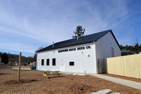 Skipping Rock Beer Company located outside of Staunton near Swoope will open March 15. It is the newest craft brewery in the Staunton, Augusta County and Waynesboro area.