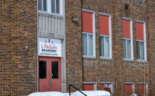 The St. Cloud school district plans to sell the former Wilson school building. The school is pictured Thursday, March 7.