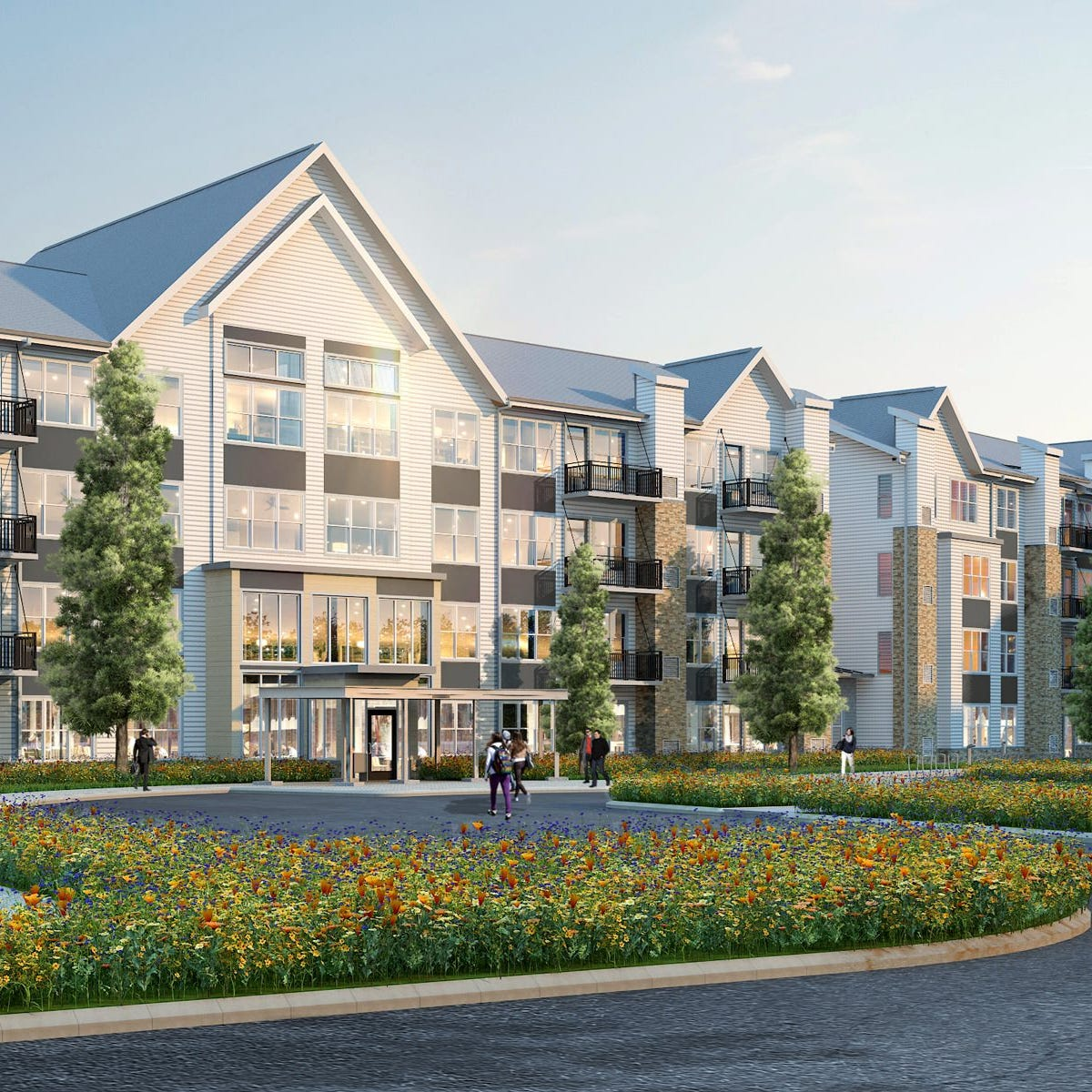 Here's a look at the newest apartment buildings coming to St. Cloud