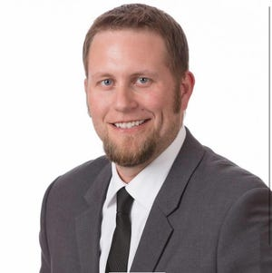 Kyle Walter was appointed to Rice City Council.
