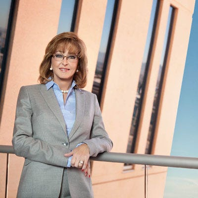 Crystal Long, president and CEO of GECU, will receive the 2019 Herb Wegner Memorial Award for Outstanding Individual Achievement.