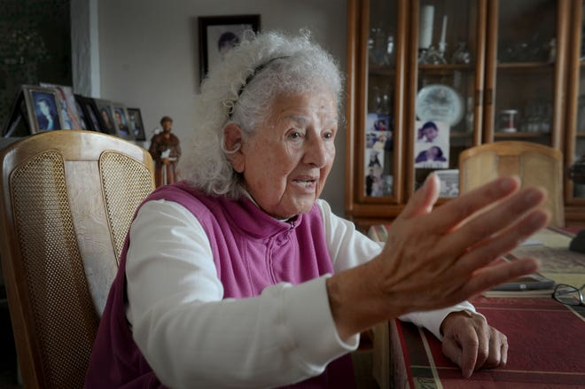 At 90, Oxnard activist Lupe Anguiano is energized, still fighting