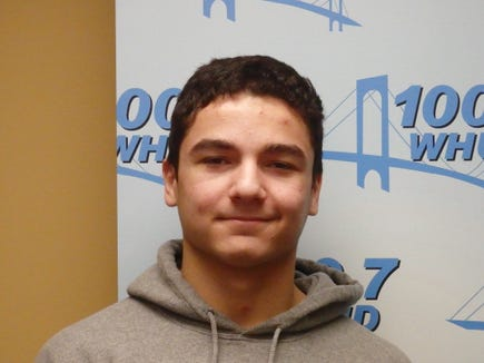Horace Greeley wrestler Aaron Wolk is the Con Edison Athlete of the Week