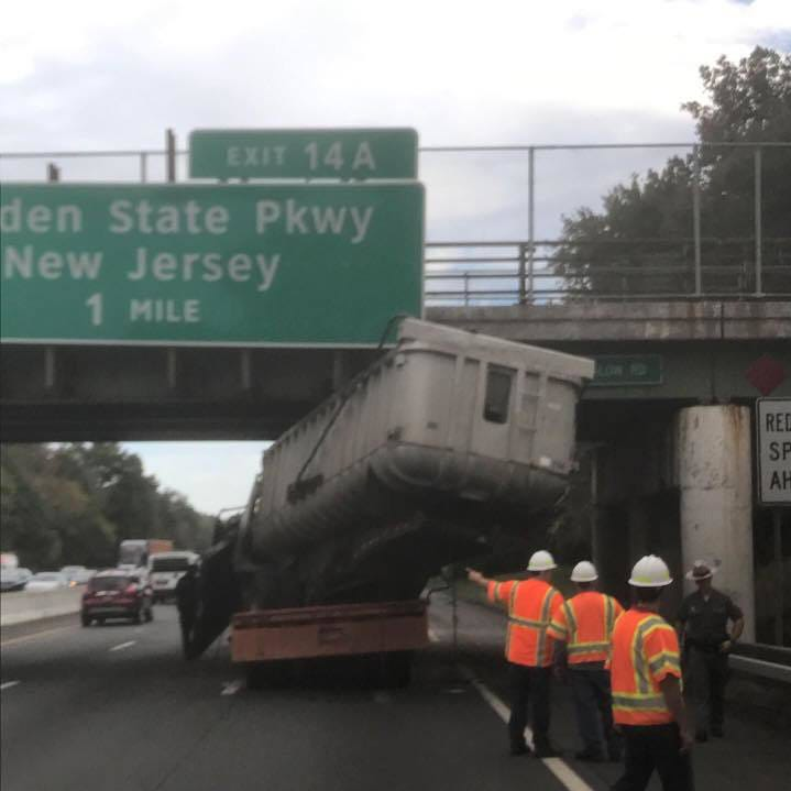 Rockland: 3 battered Thruway overpasses to be replaced