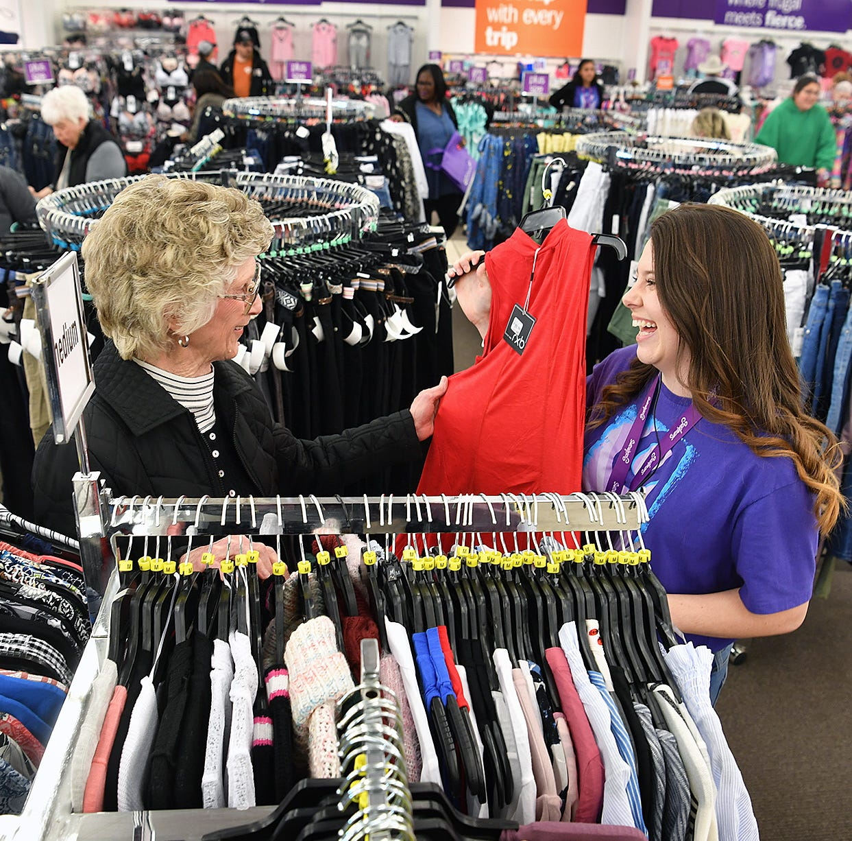 Gordmans opens in Burkburnett with apparel and home decor