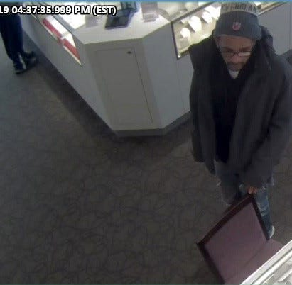 ZPD wants to know if you can identify this man