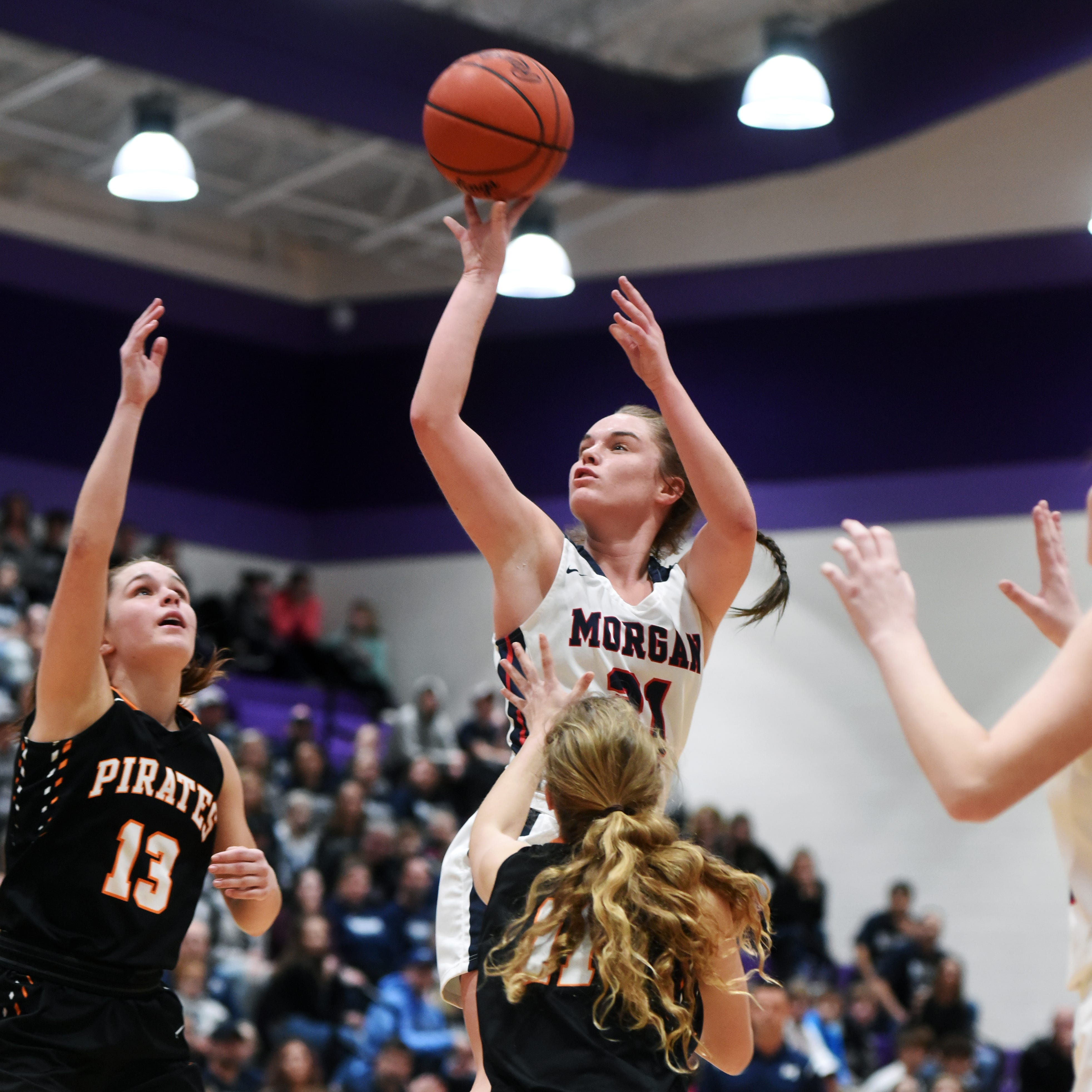 Morgan's Apperson makes third team All-Ohio