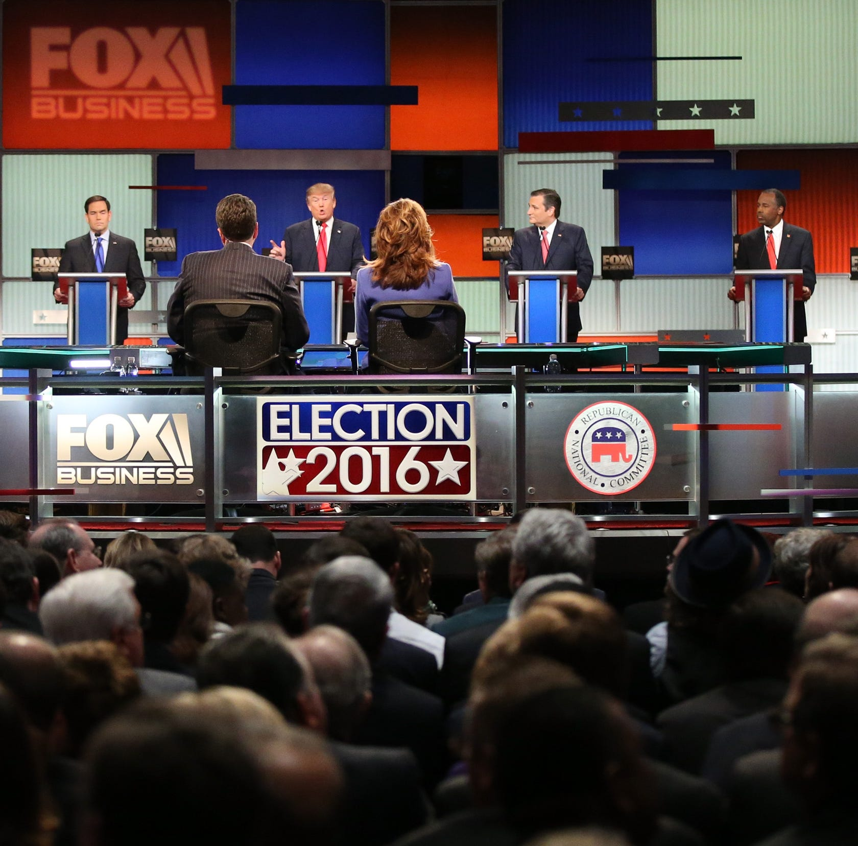 2020 Democrats should test their mettle in a Fox News debate instead of running scared