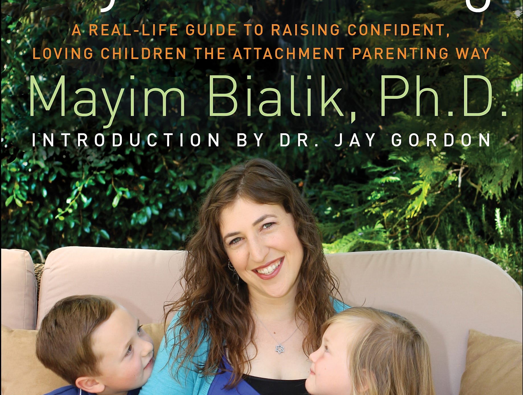 """This is the cover of the book """"Beyomd the Sling"""" by Mayim Bialik, Ph.D. NO CREDIT [Via MerlinFTP Drop]"""