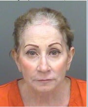 Linda Roberts was charged with first degree murder for allegedly killing her father, Anthony Tomaselli