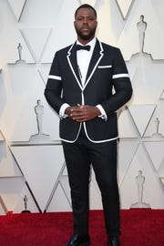 """Winston Duke represented """"Black Panther"""" at the 91st Academy Awards last month."""