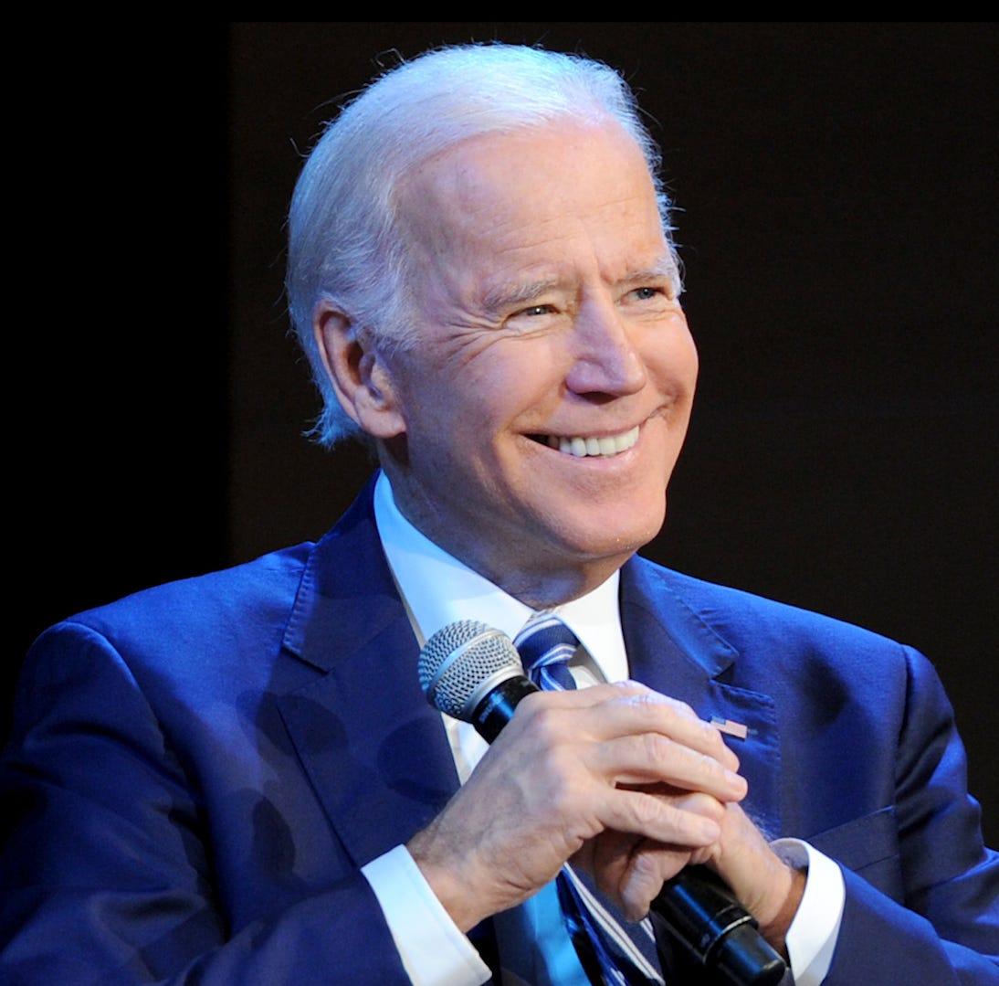 Iowa Poll: Not even in the race, Joe Biden leads herd of Democrats; Bernie Sanders close behind
