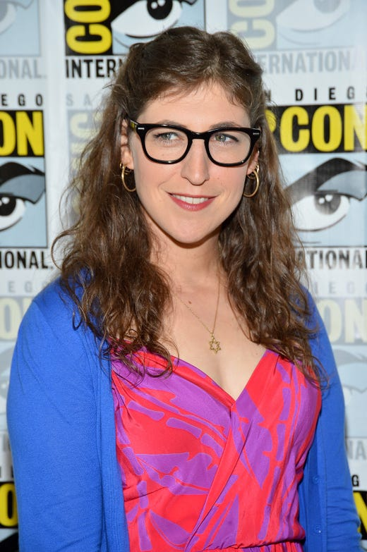 """From her early days on """"Blossom"""" to her nearly completed 10 years on """"The Big Bang Theory,"""" we're taking a look back at actress (and neuroscientist!) Mayim Bialik over the years. Frazer Harrison, Getty Images"""