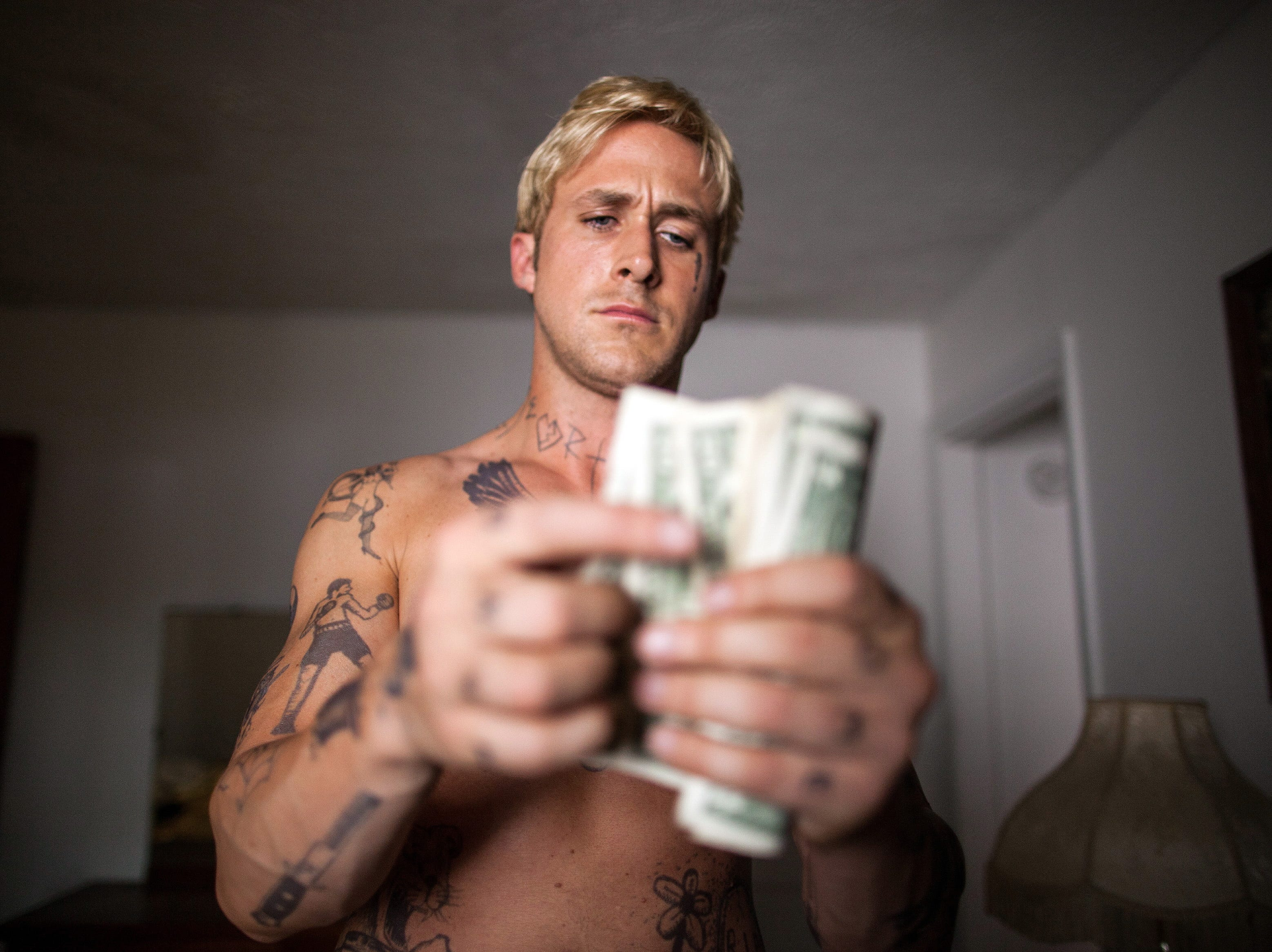 "Ryan Gosling in a scene from the motion picture ""The Place Beyond the Pines."" CREDIT: Atsushi Nishijima, Focus Features [Via MerlinFTP Drop]"