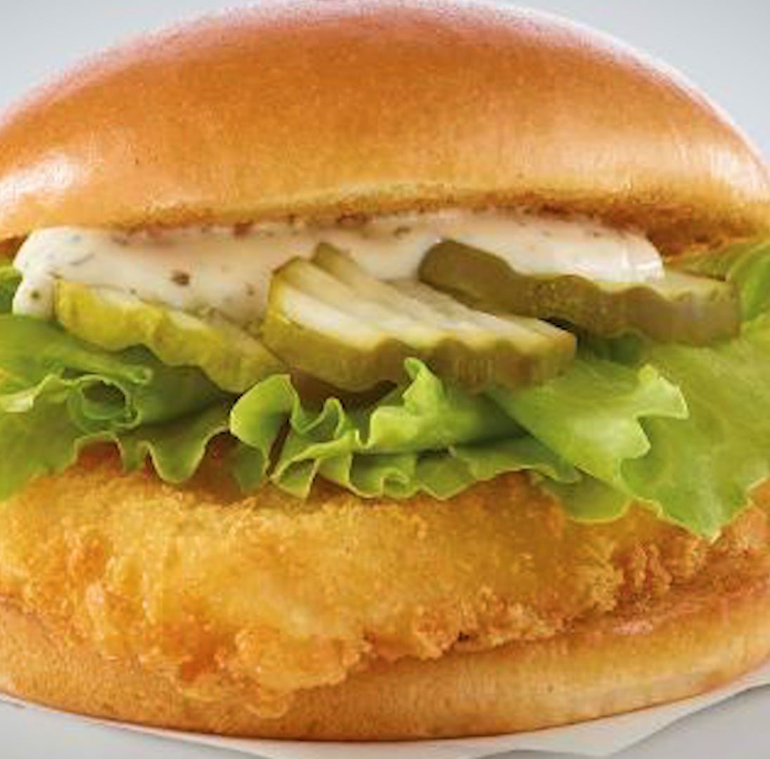 Fish Fry Fridays: McDonald's, Wendy's, Chick-fil-A and more serve up fish sandwiches for Lent
