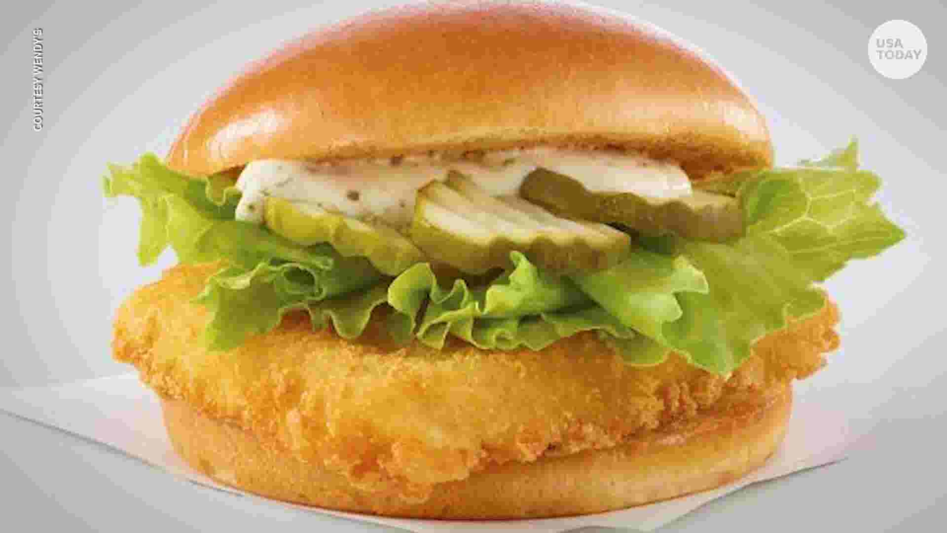 Lent is here, and fish is on the menu at these fast food joints
