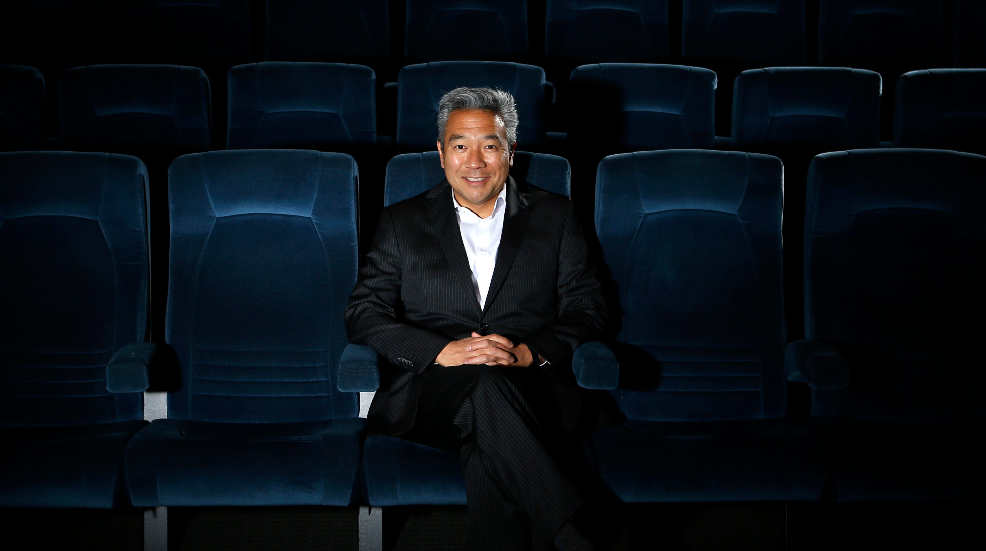 Kevin Tsujihara, seen here in a 2013 photo, is Warner Bros. chairman and CEO.