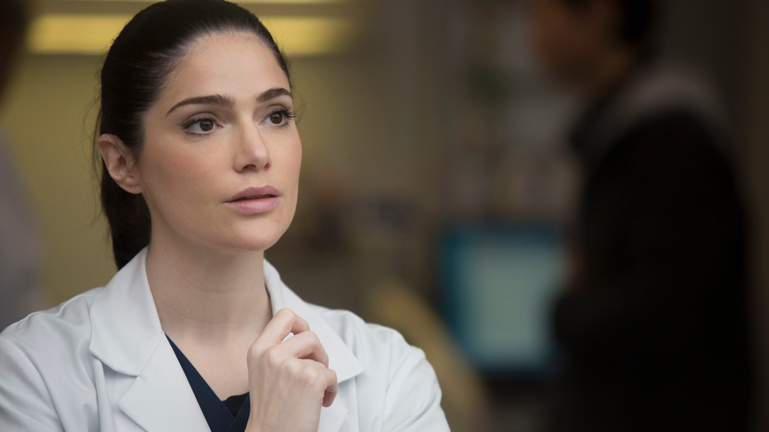 Janet Montgomery, star of 'New Amsterdam' and 'This Is Us,' reveals emergency C-section