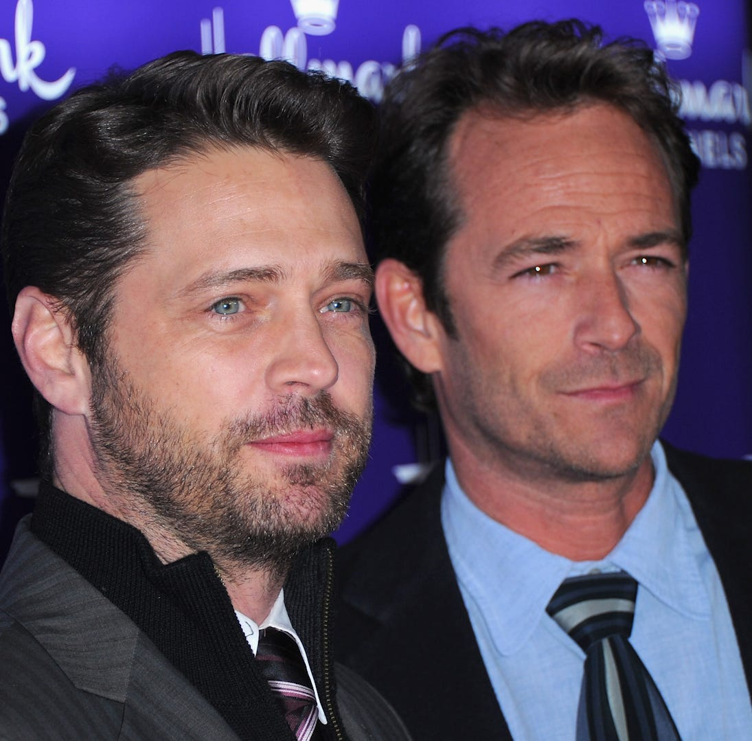 Without Luke Perry, '90210' cast prepares to launch new series on Fox