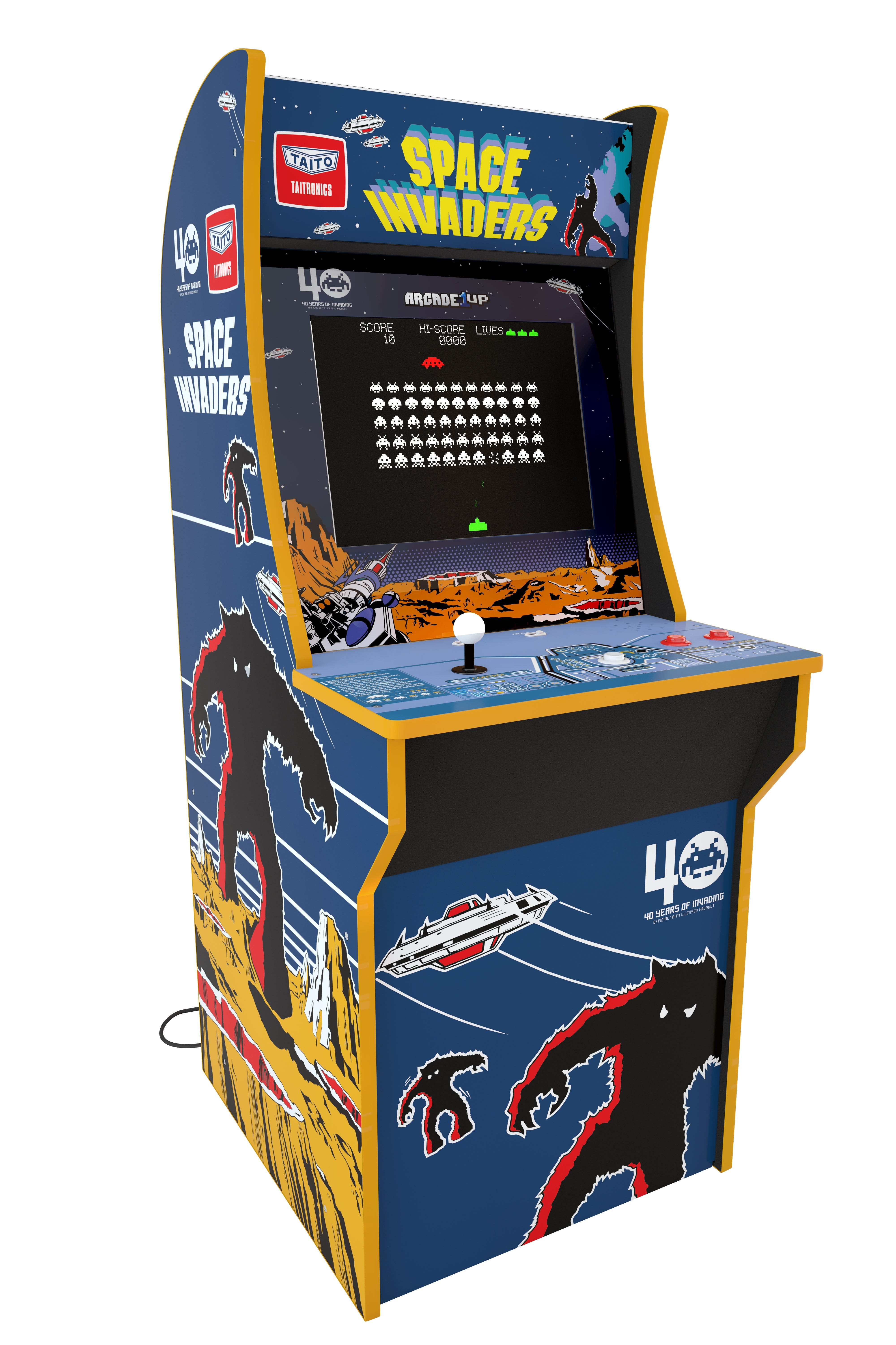 Pac Man Space Invaders And Other Retro Video Games Get New Lives