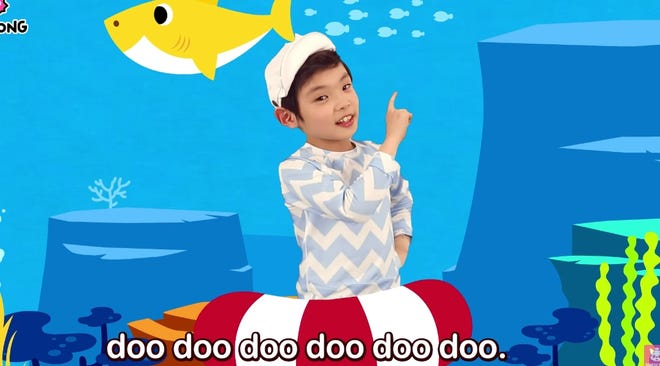 """""""Baby Shark"""" lays down an inspiring beat to learn CPR."""