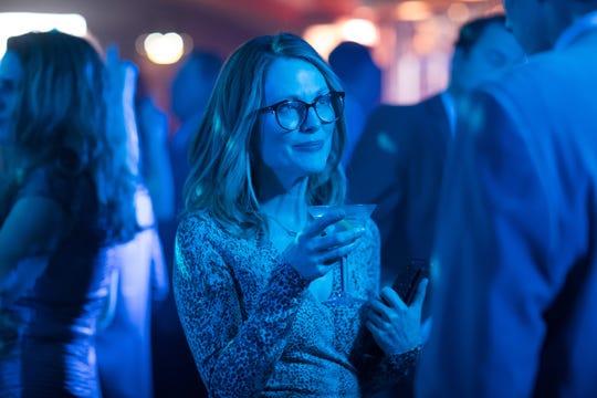 "New grandmother Gloria (Julianne Moore) frequents L.A. nightclubs to dance and meet men in ""Gloria Bell."" (Photo: JAIMIE TRUEBLOOD)"