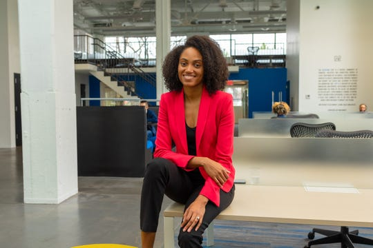 Jewel Burks Solomon, who sold her startup to Amazon, is investing time and money in helping other black entrepreneurs make their mark in Atlanta, which is emerging as a new hot spot in the tech industry.