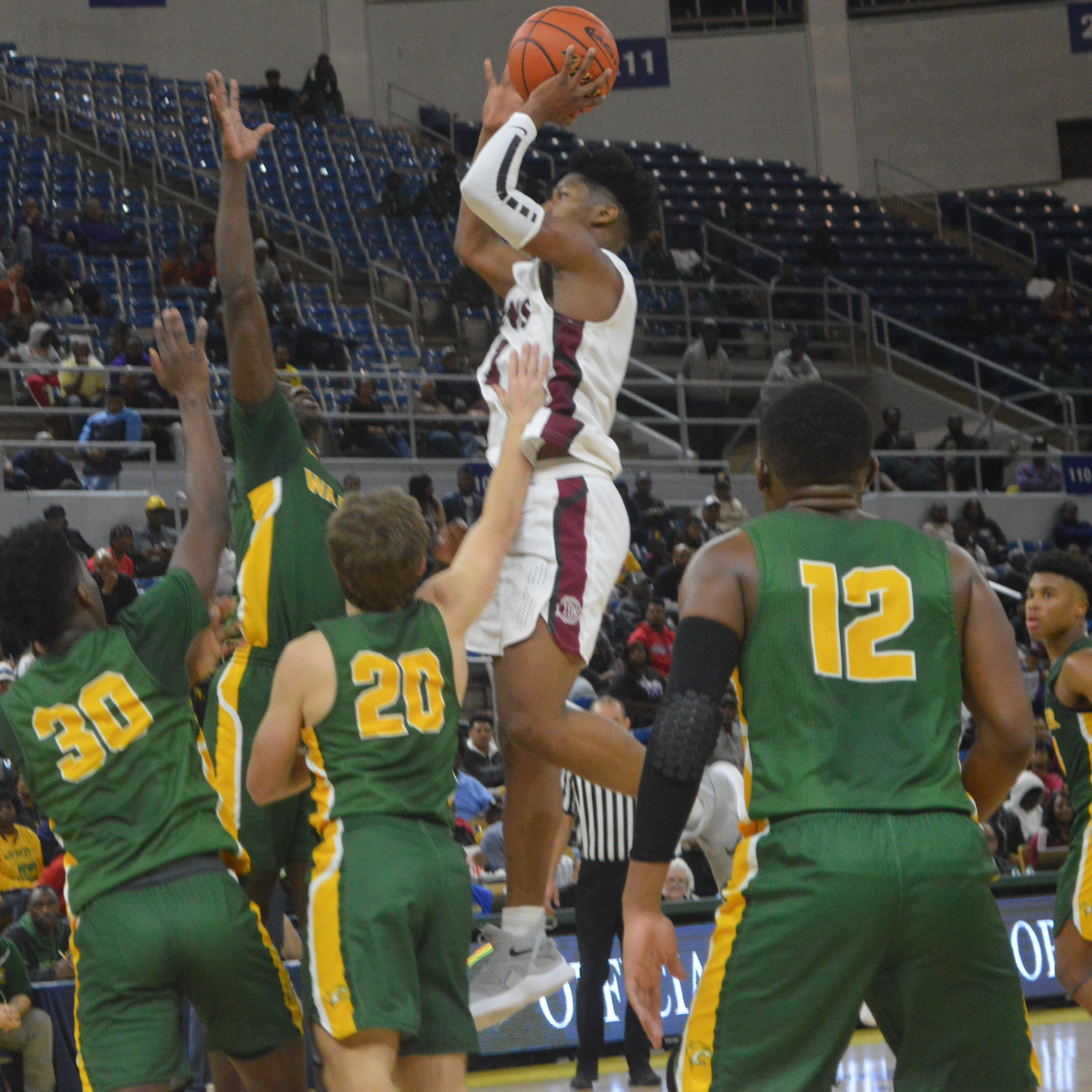 Cook cooks as Ouachita loses lead to Walker in 5A semis