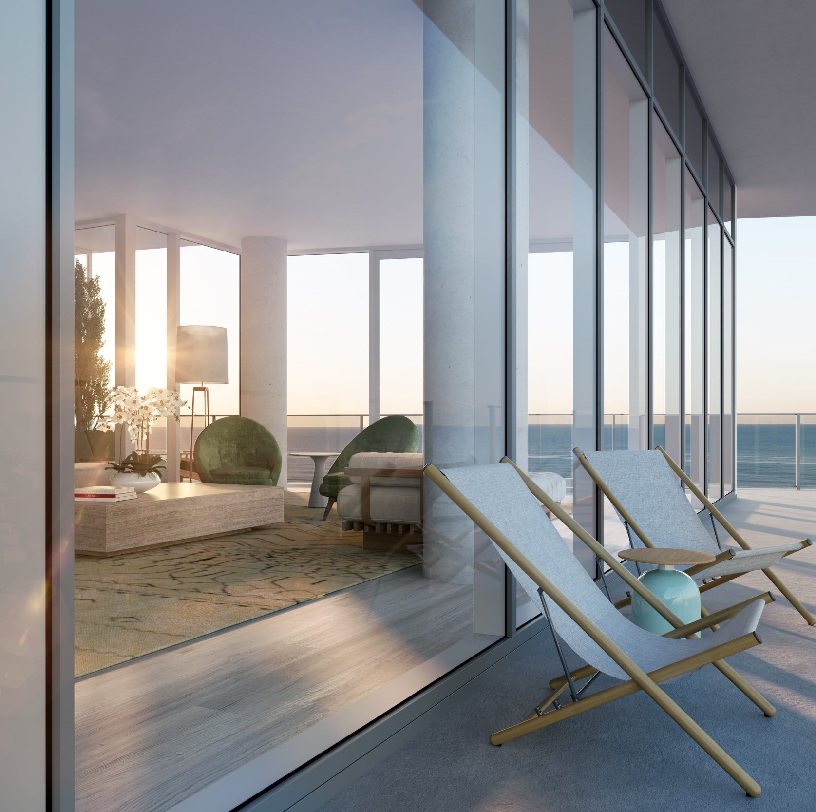 Asbury Park's most expensive home: See $5.9M Asbury Ocean Club penthouse