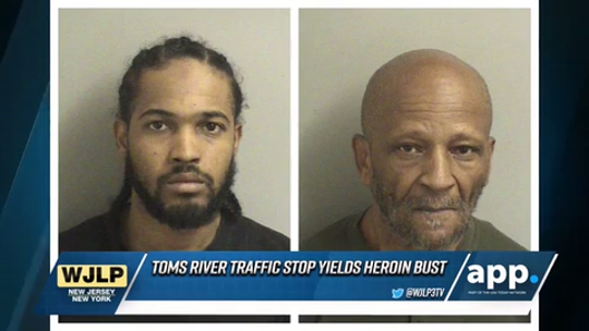 In this NewsBreak: Toms River heroin bust and pair admit role in homeless  GoFundMe scheme