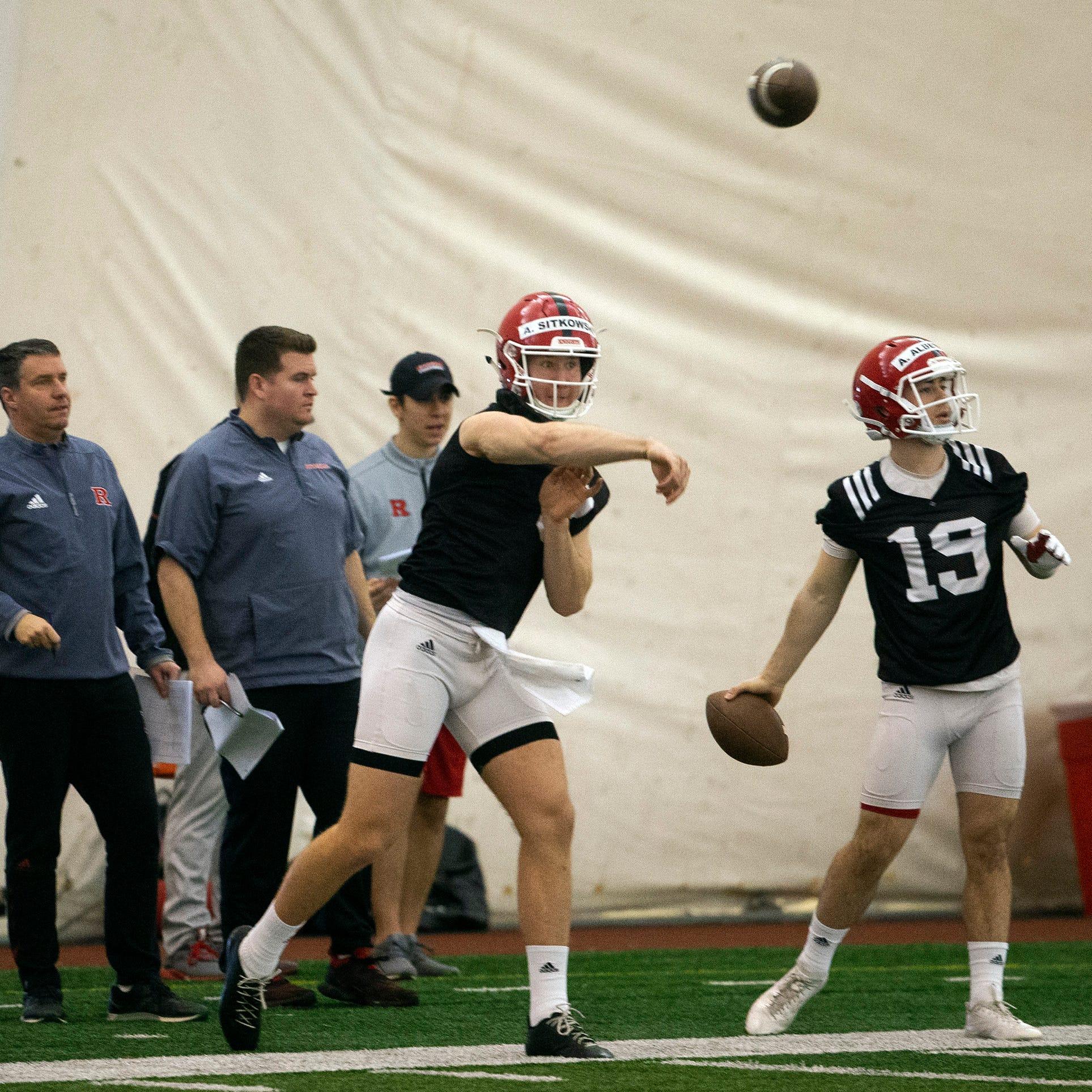 Rutgers football: Art Sitkowski now the 'old head' as QB group lacks depth, experience