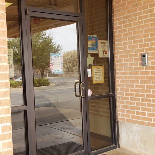 Wylie Baptist Church Child Development Center was closed Friday.