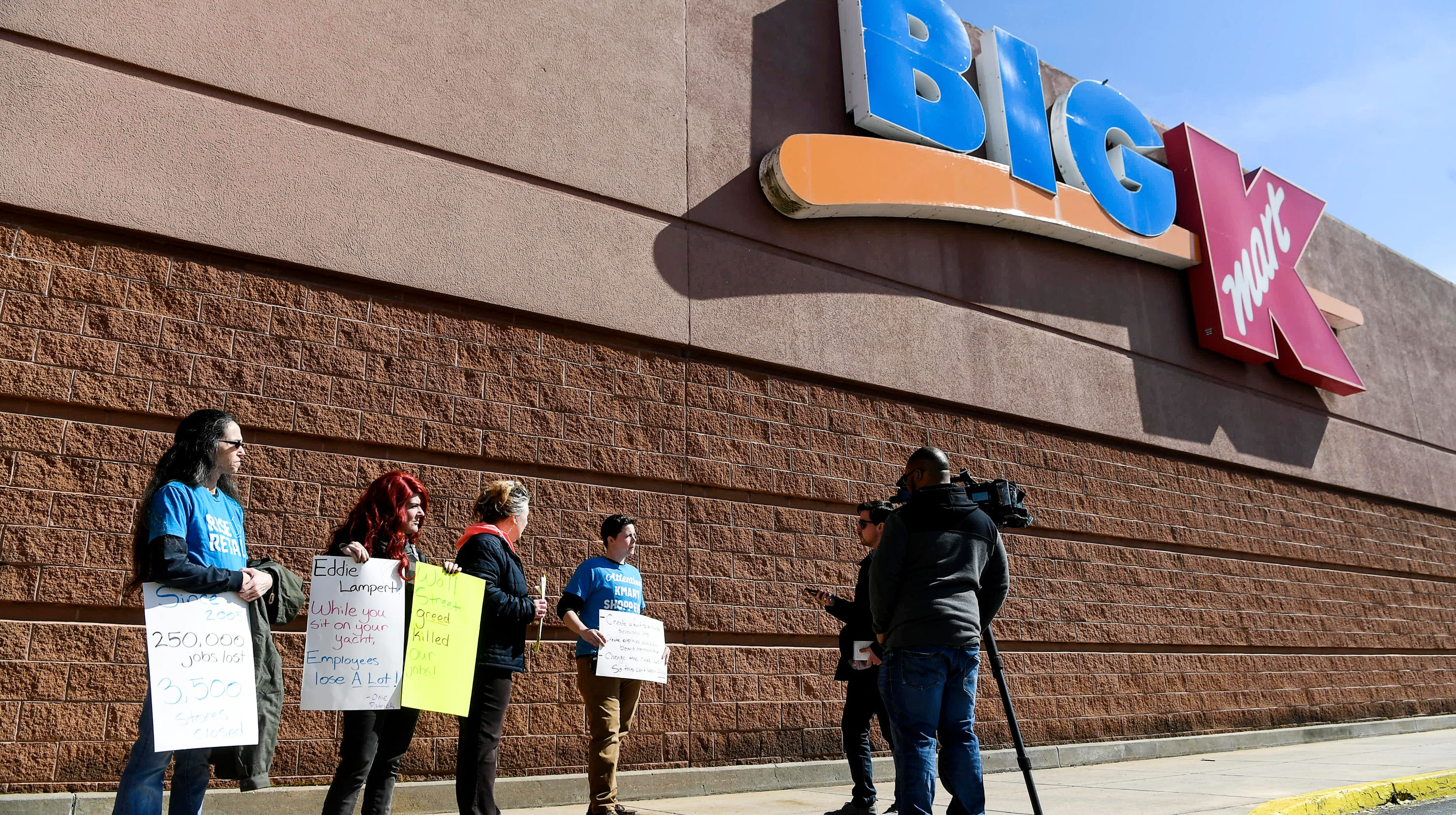310b9bce0e Asheville Kmart employees lambast corporate greed