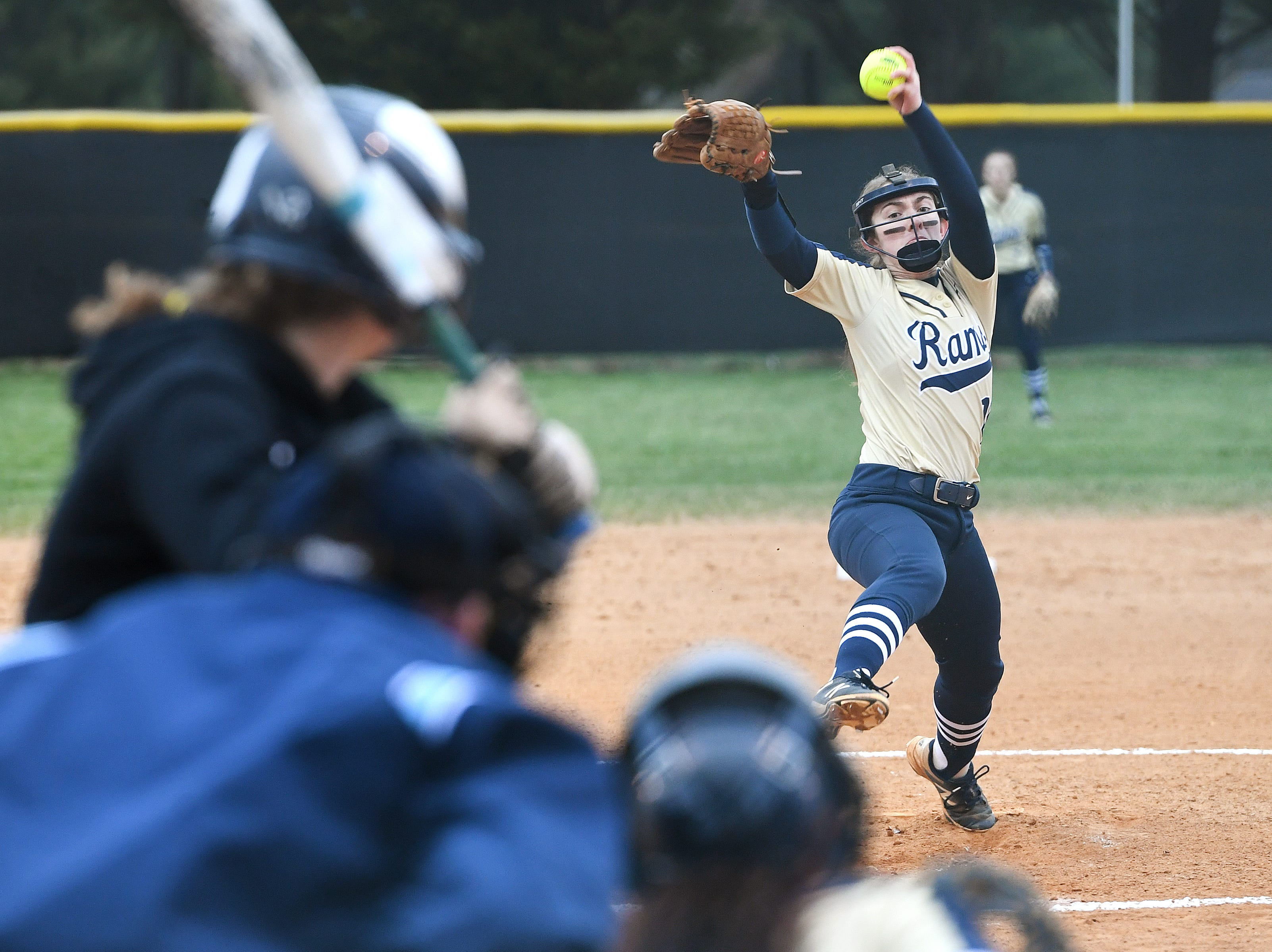 North Buncombe defeated Roberson 3-1 in their game at North Buncombe High School on March 7, 2019.