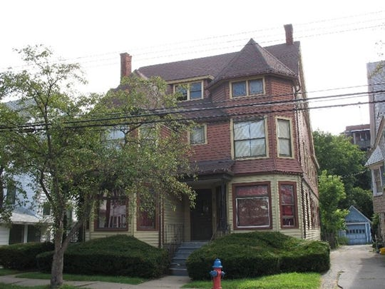 110 Murray St., Binghamton, was sold for $295,000 on Dec. 24.