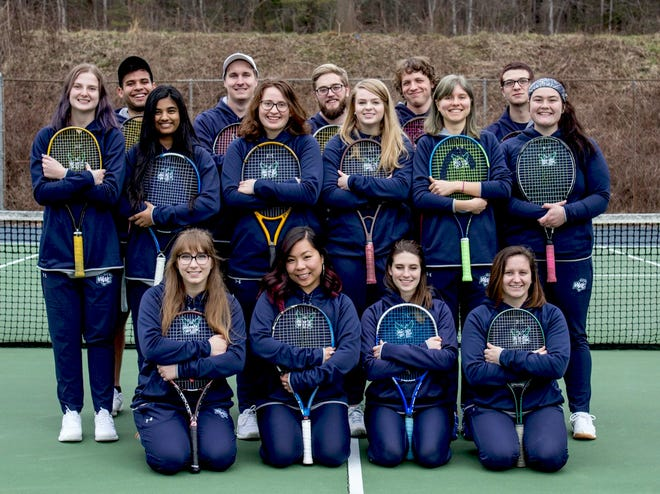 Warren Wilson College debuted men's and women's tennis teams this spring