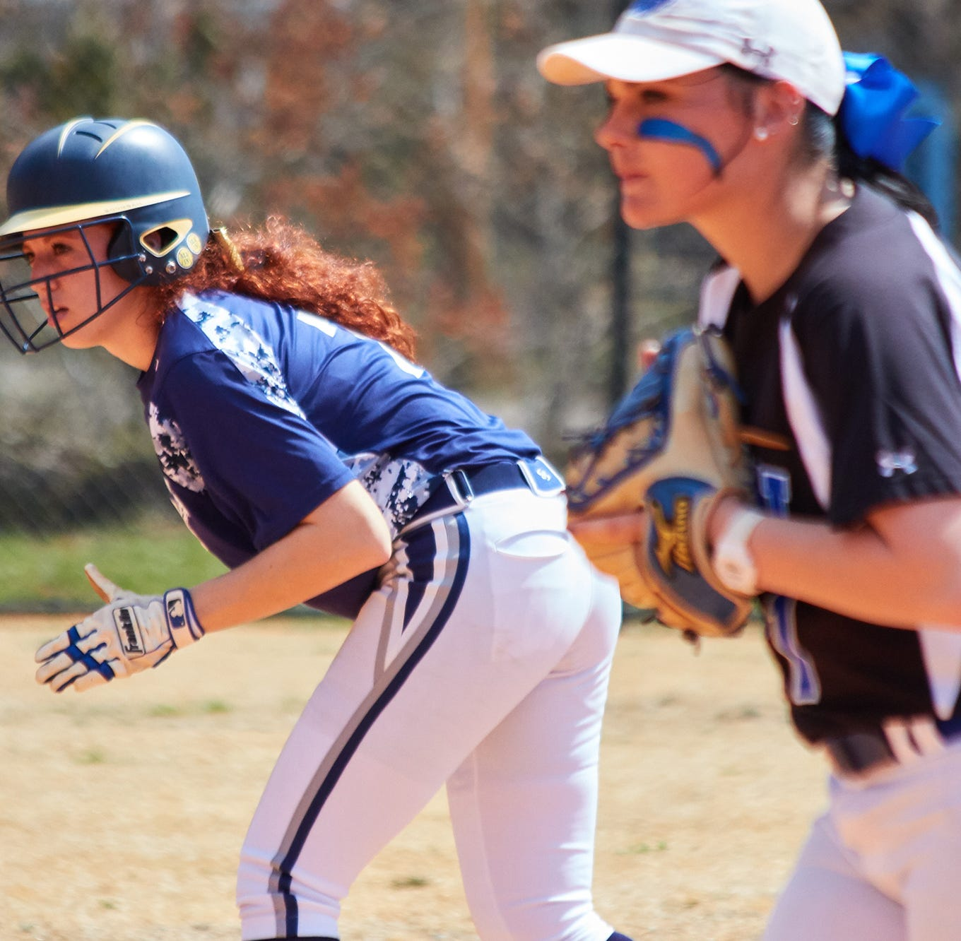 Cavs softball battles weather, opponents to start strong